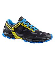 Salewa MS Lite Train - scarpa uomo, Black/Kamille