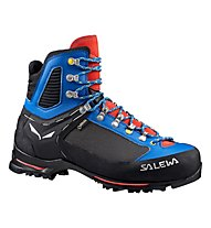 Salewa MS Raven 2 GTX - scarponi alta quota, Mayan Blue/Papavero