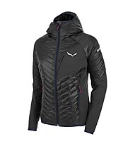 Salewa Ortles Hybrid 2 PrimaLoftjacke Damen, Black Out
