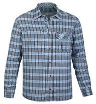 Salewa Pelusios CO Shirt L/S, Lilli Walnut