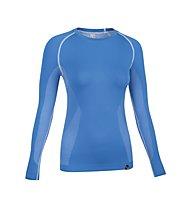 Salewa Prolix Dry'ton Maglietta tecnica a maniche lunghe alpinismo donna, Davos