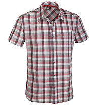 Salewa Renon Dry'ton camicia a manica corta trekking, M Red