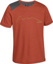 Bekleidung > Bekleidungstyp > T-Shirts >  Salewa Sassolungo Dry'ton Shirt Kinder