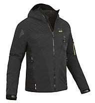 Salewa Tartaruga SW M Jacket Giacca Softshell, Black