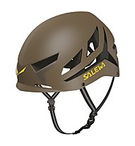 Salewa Vayu - Casco arrampicata, Walnut