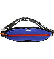 Salomon Agile Single Belt Trail Running Hüftgurt, Blue/Orange