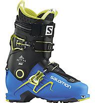 Salomon MTN LAB - scarpone scialpinismo, Indigo Blue/Black