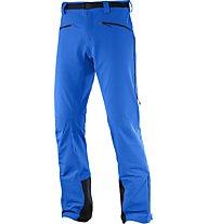 Salomon Ranger Mountain Pant Herren Skitourenhose, Blue