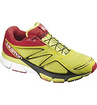 Salomon X-Scream 3D, Gecko Green/Bright Red/Black