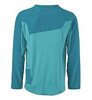 Scott AMT L/S Shirt, Medium Blue/Orange