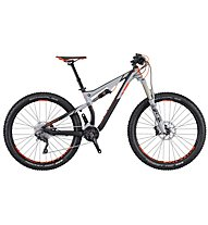 Scott Genius 720 Plus (2016), Black/Grey/Orange
