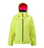 Scott Hollis 100 Women's Jacket, Light Yellow