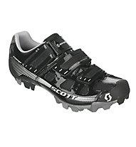 Scott MTB Comp Lady Shoe, Black gloss