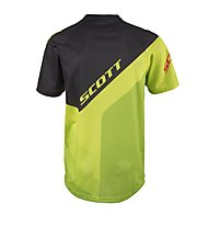 Scott Progressive Downhill Shirt Maglia MTB, Macaw Green/Black
