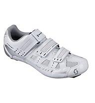 Scott Road Comp Lady Shoe, White gloss