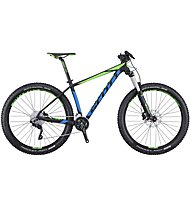 Scott Scale 720 Plus (2016), Blue/Green/Black