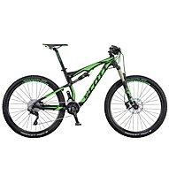 Scott Spark 750 (2016), Green/Black