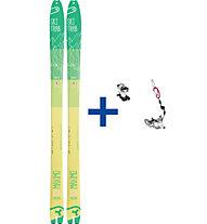 Ski Trab Maximo - Tourenski Set: Ski + Bindung