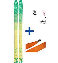 Ski Trab Ski Trab Maximo Set: Ski + Bindung + Steigfelle