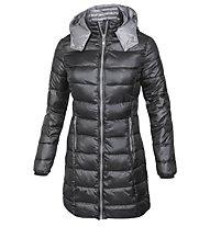 Smiling London W's Stuff Jacket - giacca imbottita donna, Black