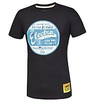 Smith & Miller Motor City T-Shirt Kurzarm, Black