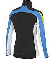 Sportful Squadra Corse 2 GORE WINDSTOPPPER Langlaufjacke, Light Blue