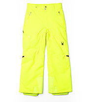 Spyder Pantaloni sci Boy's Bormio, Bright Yellow