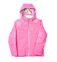 Spyder Girl's Radiant Skijacke, Bryte Bubblegum