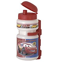 Cars Cars Kinder-Fahrradflasche, Red