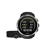Suunto Spartan Sport Black HR - orologio GPS multisport, Black
