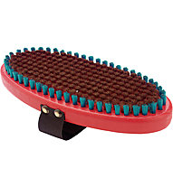 Swix Oval Brush Medium Bronze, Black/Red/Blue