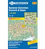 Tabacco N° 010 Sextener Dolomiten/Dolomiti di Sesto (1:25.000), 1:25.000