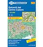 Tabacco N° 016 Dolomiti del Centro Cadore (1:25.000), 1:25.000