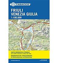 Tabacco Friuli Venezia Giulia 1:100.000, 1:100.000