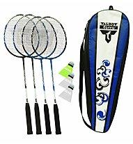 Talbot Torro Badminton 4- Attacker Set, Blue