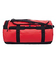 The North Face Base Camp Duffel M - borsone, Red/Black