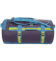 The North Face Base Camp Duffel M - borsone, Dark Purple/Blue