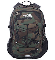 The North Face Borealis Classic 29 - Zaino, Military Green Woodl. Print