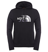 The North Face Drew Peak Kapuzenpullover, TNF Black/TNF Black