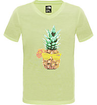 The North Face Reaxion T-Shirt Mädchen, Budding Green