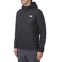 The North Face Thermoball giacca con cappuccio, TNF Black