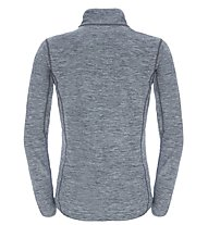 The North Face Motivation 1/4 Zip Maglia a manica lunga fitness Donna, Anthracite