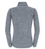 The North Face Motivation 1/4 Zip - langärmilges Damen Shirt, Anthracite