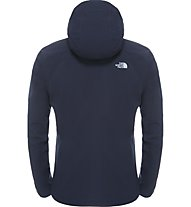 The North Face Steep Ice Jacket Giacca Softshell, Blue