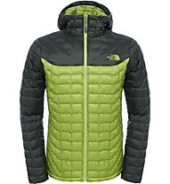 The North Face Thermoball Hoodie Giacca con cappuccio, Green
