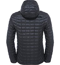 The North Face Thermoball Hoodie Giacca con cappuccio, Grey