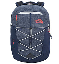 The North Face Women´s Borealis - Tagesrucksack, Cosmic Blue/Calipso Coral