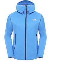 The North Face Diad Giacca Hardshell Donna, Clear Lake Blue