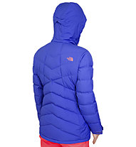 The North Face Women's Point lt Down Hybrid Jacket, Tech Blue