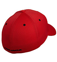 Under Armour Boys Blitzing 2.0 Cappellino, Red/Black